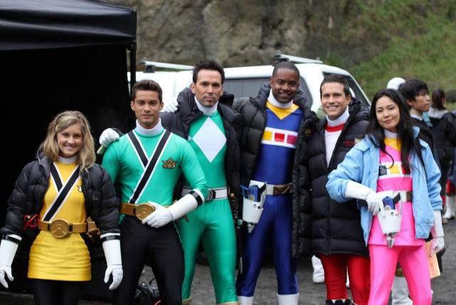 super megaforce team