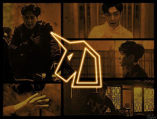 EXO LAY (GIF)