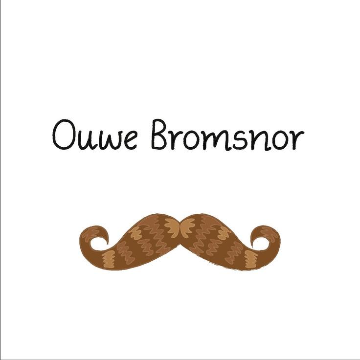 Ouwe Bromsnor