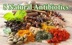 Natural Immunity: 8  Natural Antibiotics to Replace the Pharmaceuticals for Good