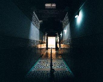 Katarzyna Fortuna, Madrasa Entrance, WallArtNow gallery