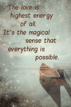 ...everything is possible.