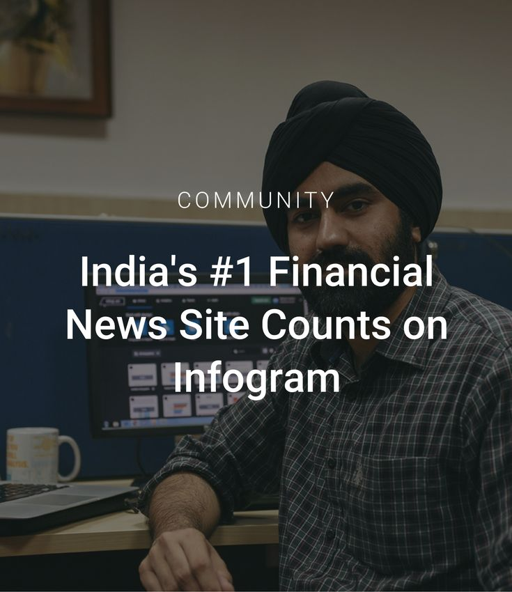Moneycontrol is India's #1 financial news platform with the mission of making India financially smart. This is why they visualize complicated datasets with Infogram! https://blog.infogr.am/indias-1-financial-news-site-counts-on-infogram/