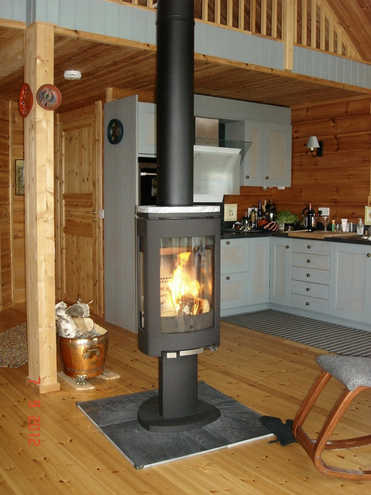 Jotul from a house in Valtos. This is the sort of stove we had in mind http://jotul.com/uk/home