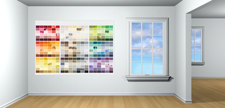 Glidden paint has a color visualizer for a room in which for Paint your own room visualizer