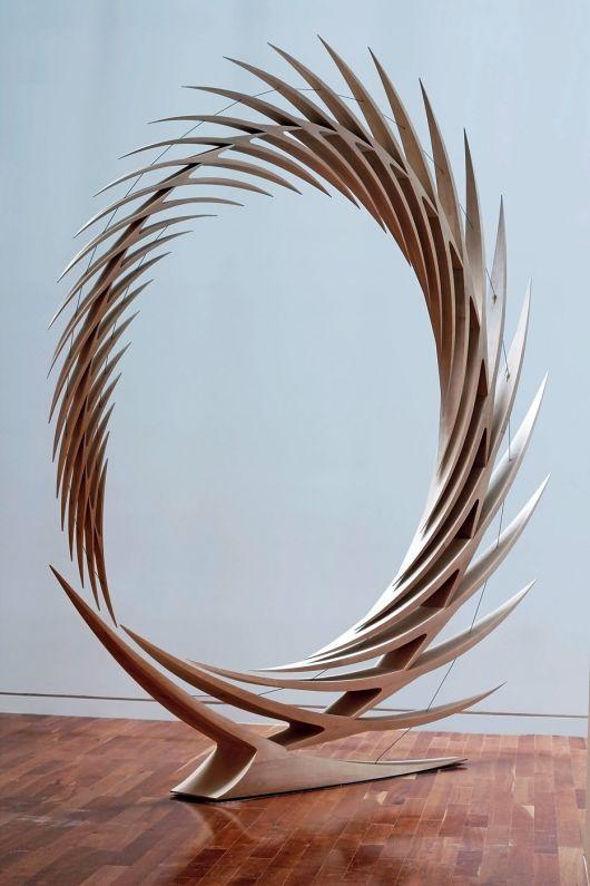 Infinite Spirit, 2013 | Santiago Calatrava | Property of Studio Calatrava © Santiago Calatrava | Bustler