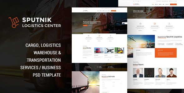 Sputnik Logistic Center -  PSD Template - Corporate PSD Templates Download here : https://themeforest.net/item/sputnik-logistic-center-psd-template/20592174?s_rank=111&ref=Al-fatih