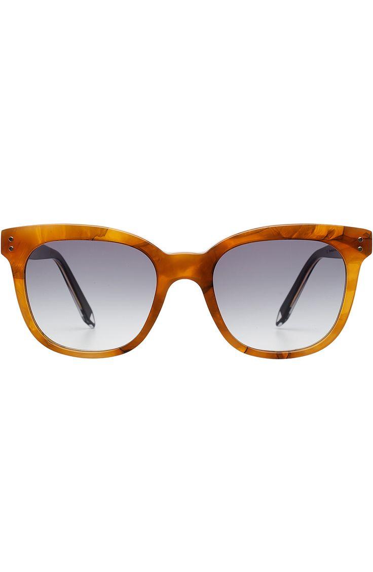 Wer Bin Ich Frau Sonnenbrille Stilvolle Einfachheit Sonnenbrille,Brown