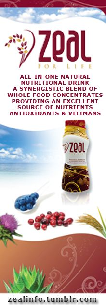 Zeal wellness has changed my life!!