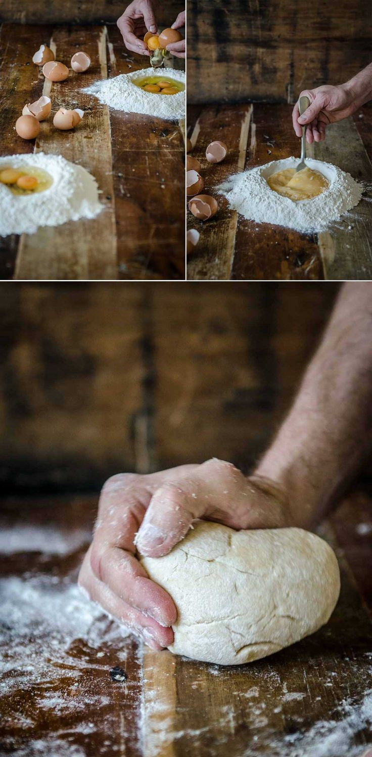 Fresh Pasta - How to make Filled Pasta | Chew Town Food Blog