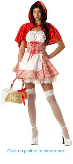 California Costumes Women's Adult-Miss Red Riding Hood Costume #California #Costumes #Womens #Adult_Miss #Red #Riding #Hood #Costume