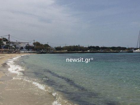 Νάξος: Η ωραιότερη παραλία είναι στην Αγία Άννα! [pics]