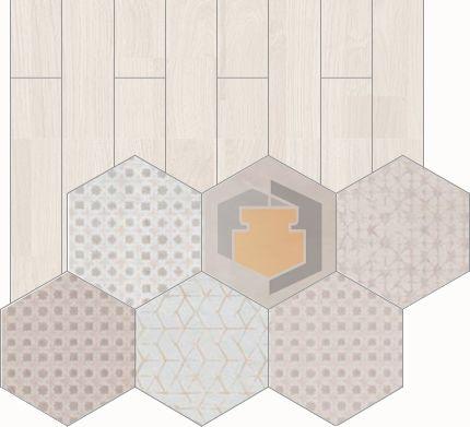 Texture Study for a floor.
