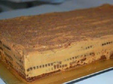 Tortas faciles y caseras: Receta de chocotorta facil y sin horno