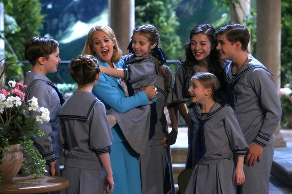 """The Sound Of Music Live!"" Brought In Massive Ratings For NBC"