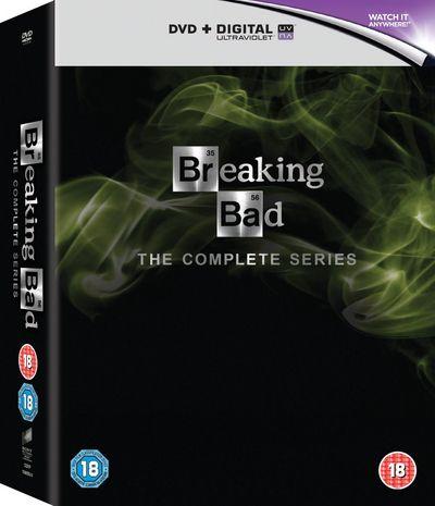 Breaking Bad: The Complete Series - £29.99 - HMV