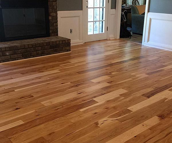 Image Result For Hickory Hardwood Floor Stain Colors Hardwood Floors Hickory Hardwood Floors Alternative Flooring