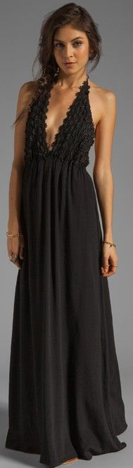 Top - I can make   For Love & Lemons EXCLUSIVE Camillia Maxi Dress ♥✤ | Keep the Glamour | BeStayBeautiful