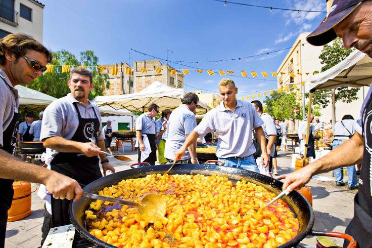 festes tradicionals catalunya: