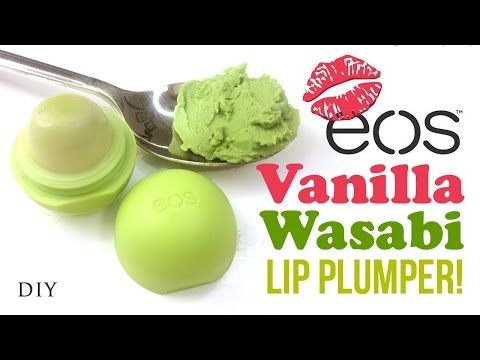 DIY EOS Cookie Dough Lip Balm! You'll be surprised at the SECRET INGREDIENT used in this! - YouTube