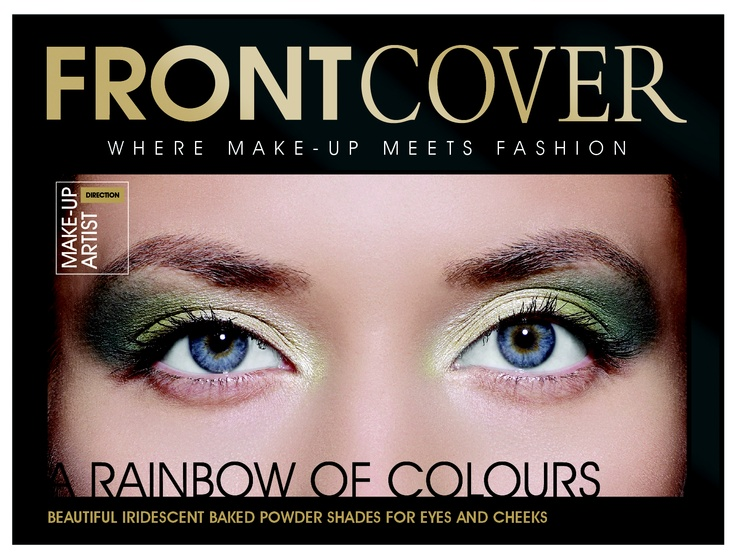 A Rainbow of Colours, 18 euros - The sea is a captivating trend for s/s (think Chanel's underwater world...) and iridescent pearl textures inspired by rocks, pebbles, shells and the water make up the 18 baked eye and cheek powders.