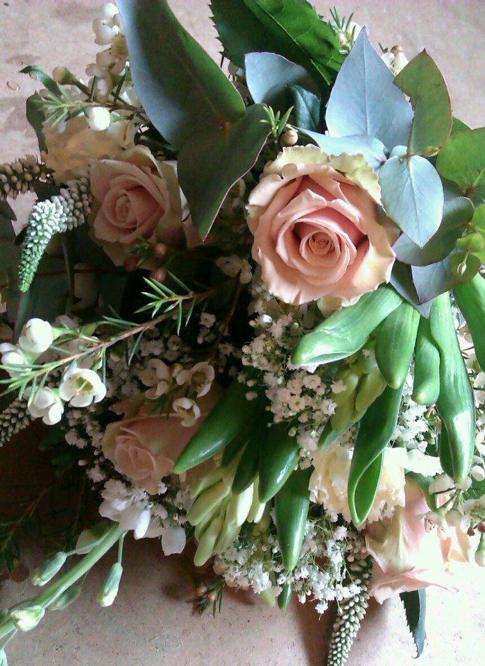 Beautiful scruffy bouquet