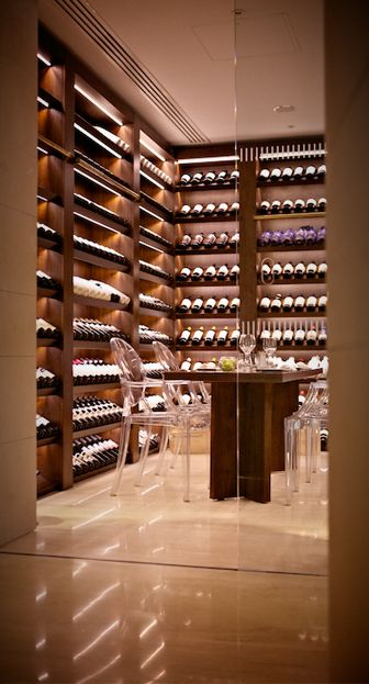 Modern Cellar. L'Anima | London