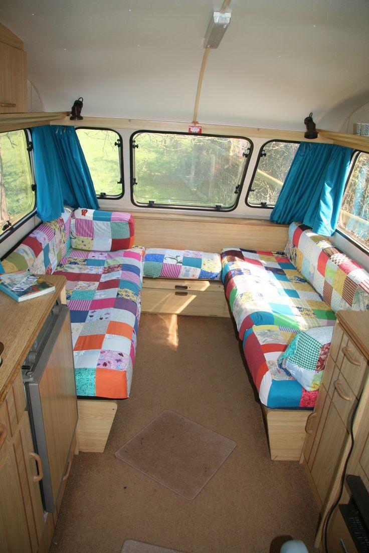 www.gypsycaravanbreaks.co.uk  spread out in the other caravan