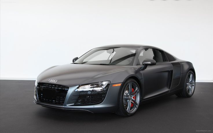 Audi R8 Exclusive Selection Editions 2012
