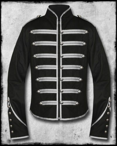 """I love what the actual name is but when I see it all I think is """"BLACK PARADE JACKET YUSSSS"""""""