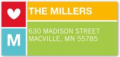 Address Labels & Personalized Return Address Labels | Shutterfly
