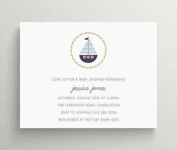 Sailing Boat Wedding Favor
