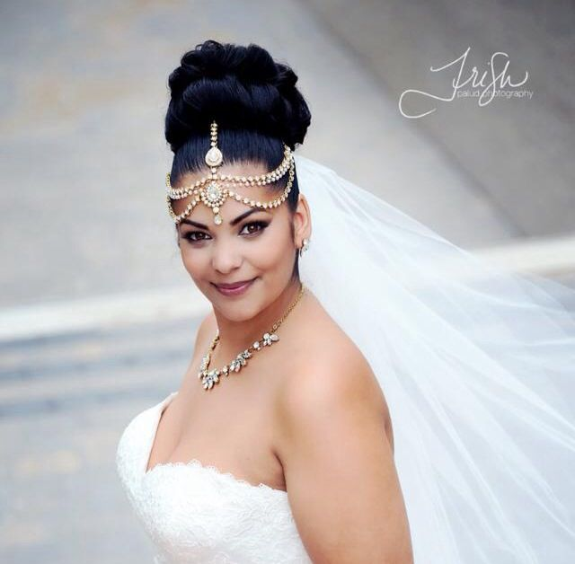 #dezziandshimonswedding #bride bohindi wedding headpiece