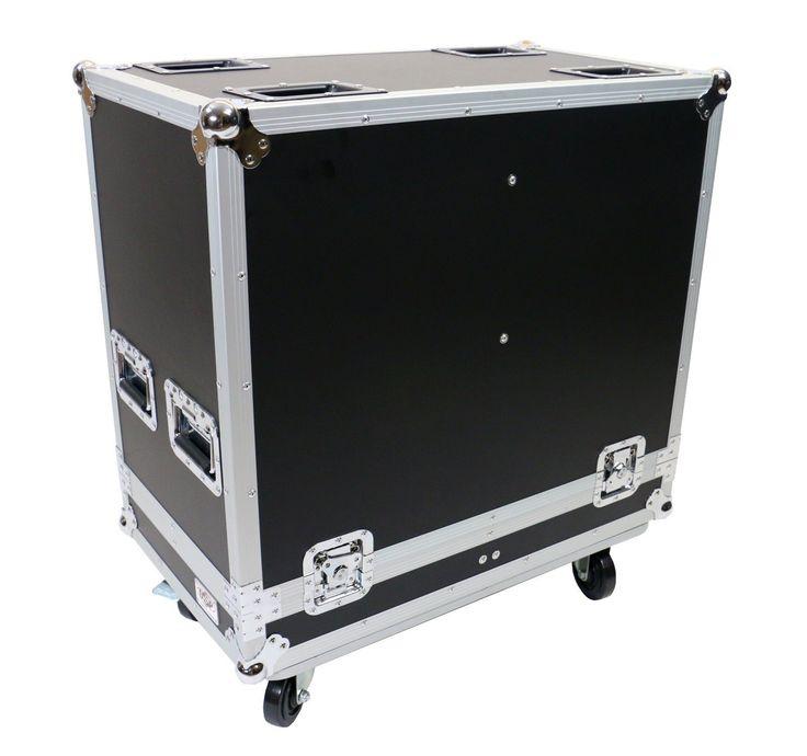 OSP ATA-PRX712 ATA Flight Case for 2 JBL PRX712 Speakers