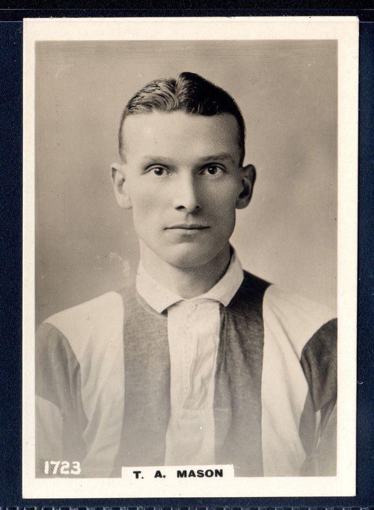 Mason - Clapton FC 1925