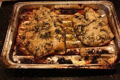 amazing fish marinade | Life On Virginia Street