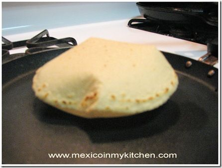 homemade corn tortilla tutorial from Mexico in My Kitchen... plus lots of other authentic Mexican recipes on her blog