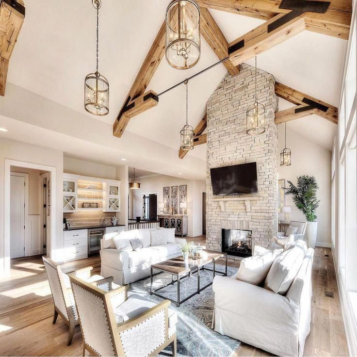 Good Morning!! Starting The Day With With This Family Room