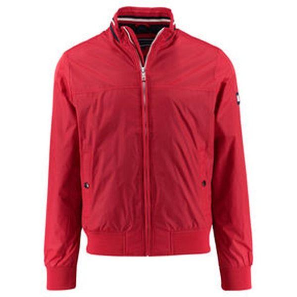 Herren Blouson In Rot Von Tommy Hilfiger Hilfiger Rot Blouson Herrenmode Herrenjacke Herren Mode Manner Outfit Mode