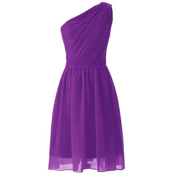17  ideas about Short Purple Dresses on Pinterest  Purple sparkly ...