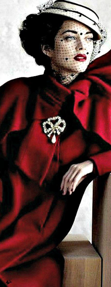 #Dior #Ruby Designs #Luxurydotcom
