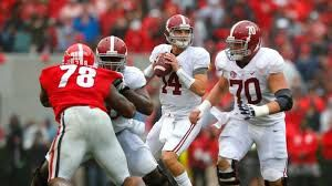 cnn news , latest news , usa trends: No. 13 Alabama still a force, dominates No. 8 Geor...