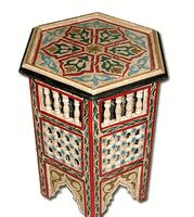 Mousharabi Side Table