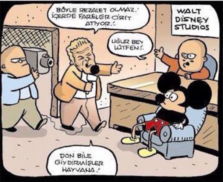Uğur Dündar... #komik #karikatür #karikatur #enkomikkarikatür #enkomikkarikatur #karikaturcu #karikatürcü #funny #comics #karikaturdunyasi #karikaturvemizah #mizah #ugurdundar