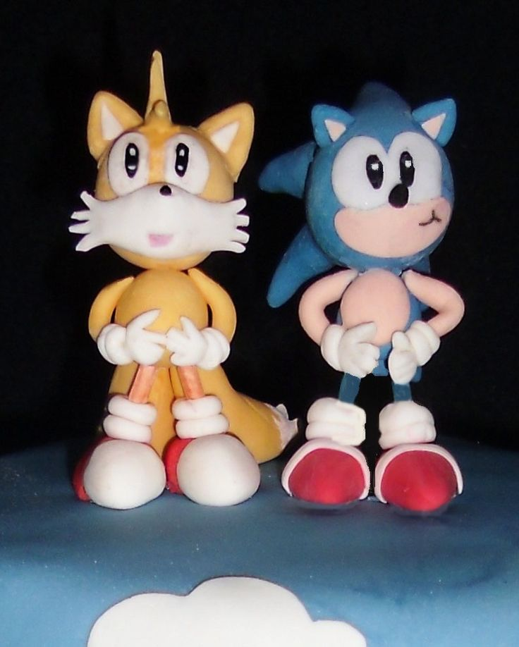 Sonic The Hedgehog Green Hill Zone Cake - Sonic The Hedgehog Green Hill Zone Cake