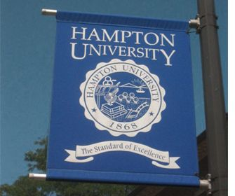 hup hampton university pirates