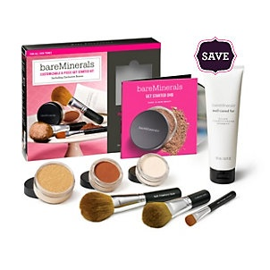 Love this makeup.: Make Up, Bareminerals, Makeup, Start Kits, Beautiful, Only Escentu, Faces Powder, Products, Only Mine