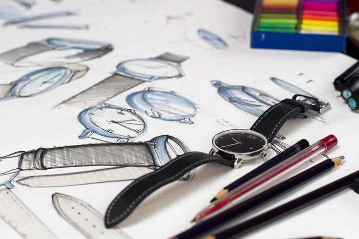 Masterpiece Timekeeper – The Vanacci Watch | Yanko Design
