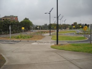 Sydney Park - St Peters   Awesome Road Safety Bike Park for Kids