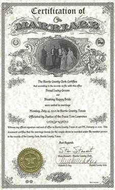 Rhode Island Marriage License Records